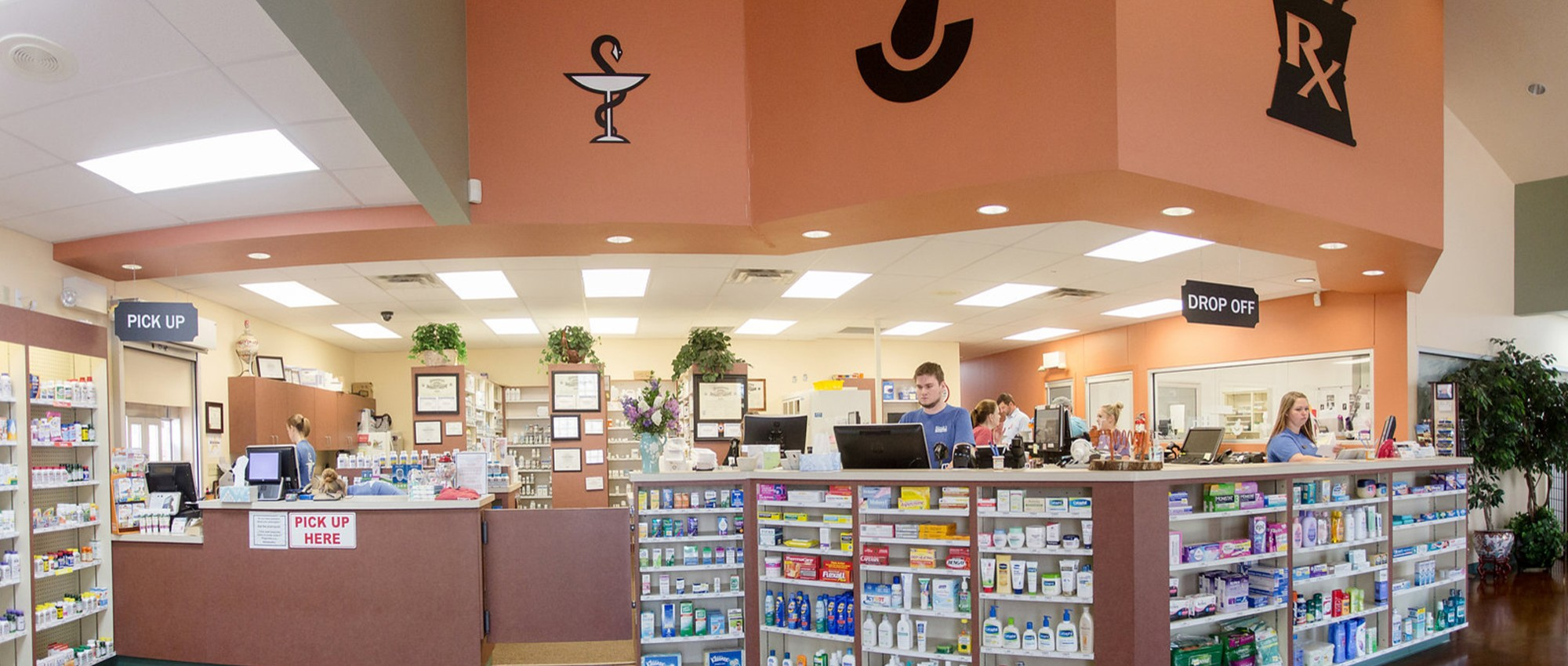 A Modern Pharmacy With Traditional Values